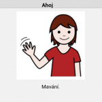 Sign to Language training app