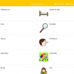 Simply alternative comm.: Yes-No app (list of pictograms).