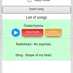 MusicTherapy app